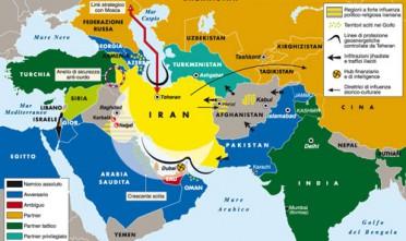 La partita iraniana della Cina