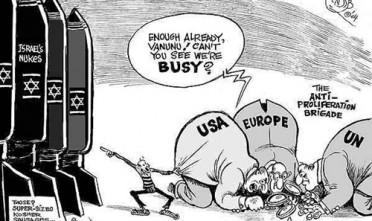 Medio Oriente, Usa e Francia: un atomo per la pace