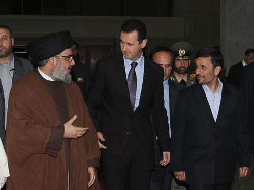 Libano-Iran-Siria: indovina chi viene a cena?