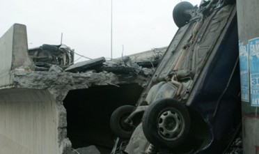 Terremoto in Cile: un paese spezzato in due