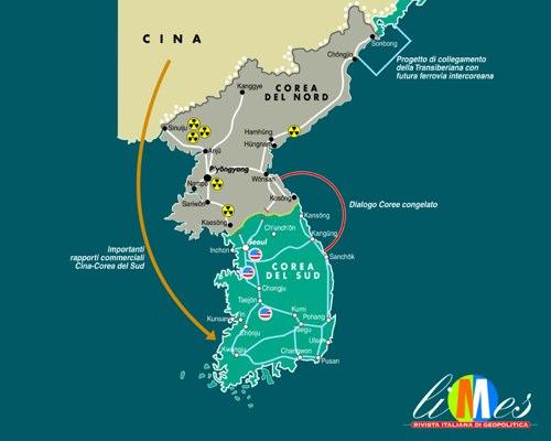 La Corea del Nord attacca perchè colta in flagrante