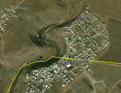 Israele si ritira dalla parte nord di Ghajar?
