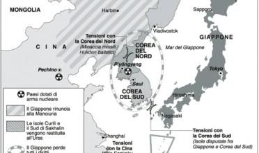 Medvedev provoca e il Giappone resta isolato