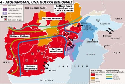Le complesse prospettive dei negoziati in Afghanistan
