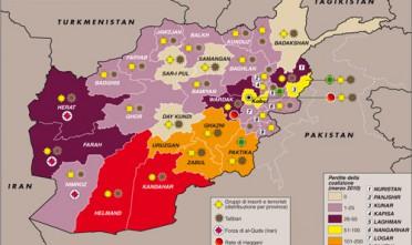 Afghanistan: il tempo della largesse è finito