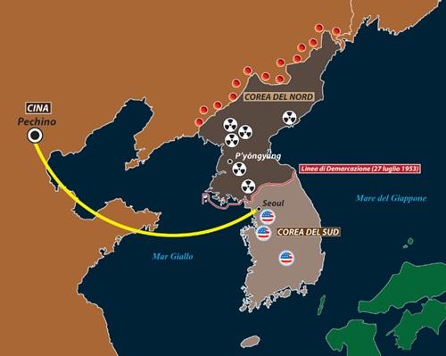RepTv: Coree, l'eterno conflitto