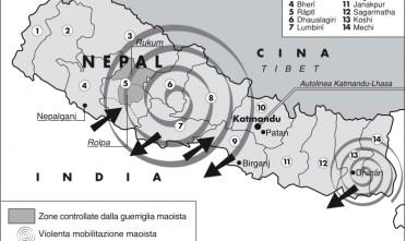 La stabilità del Nepal a rischio dopo il ritiro di Unmin