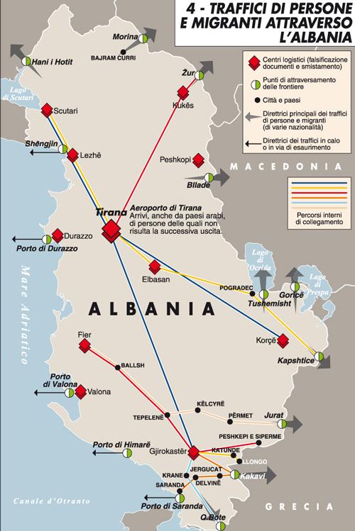 No, l'Albania non è la Tunisia