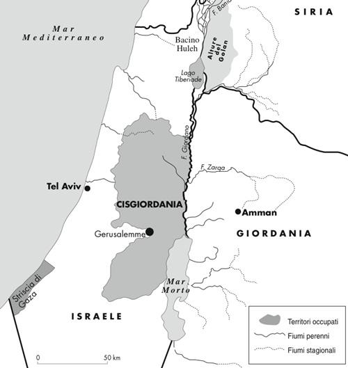 Cartina Israele Giordania.La Giordania E L Eco Della Tunisia Limes