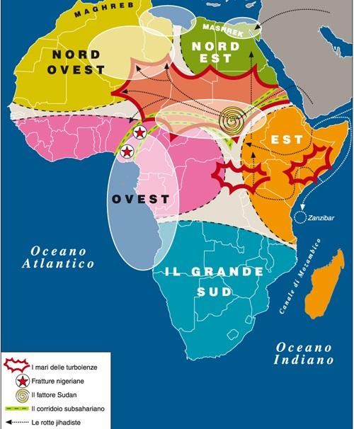 Se il Sud Sudan diventa indipendente