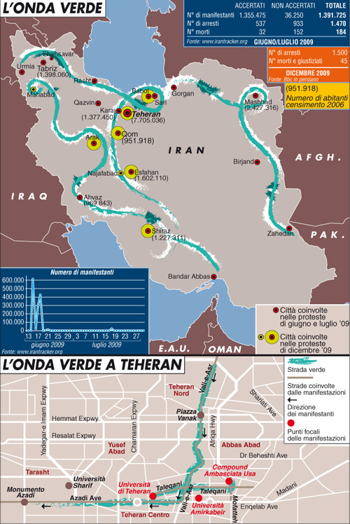 Se Il Cairo non è Tunisi e Tripoli non è Teheran