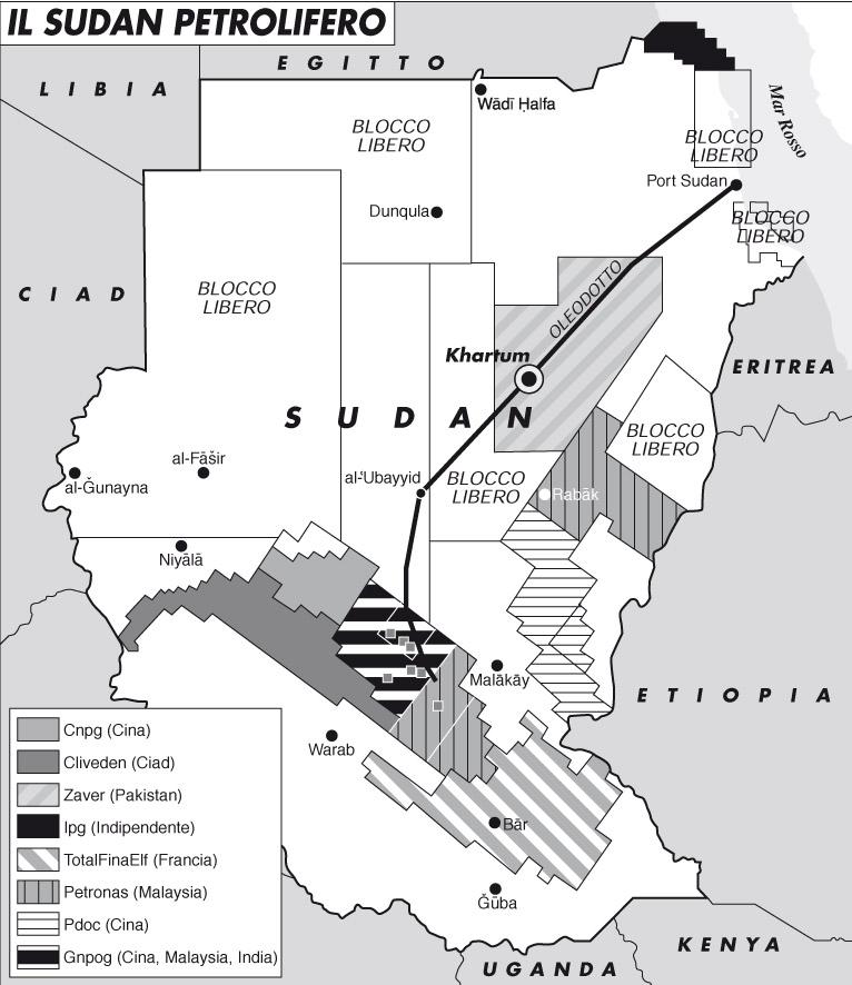Sangue sulla secessione del Sud Sudan