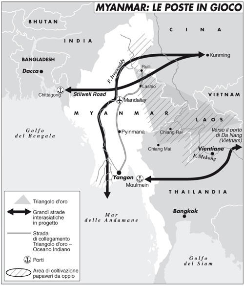 In Birmania il regime fa più danni dell'embargo