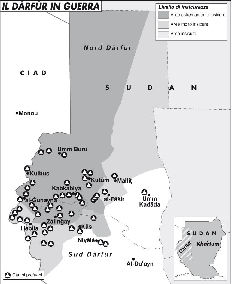 Il referendum in Darfur non s'ha da fare