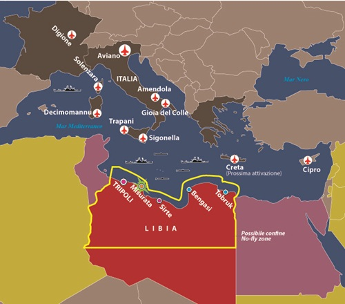 Le possibili lezioni del conflitto libico