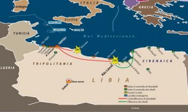 La situazione in Libia, 11 marzo
