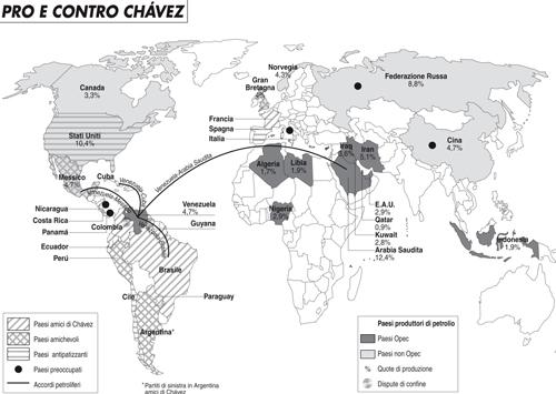 La lucida follia del sostegno di Chávez a Gheddafi