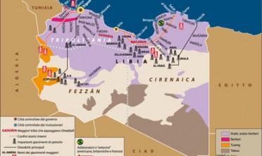 In Libia, la parola guerra non suona bene