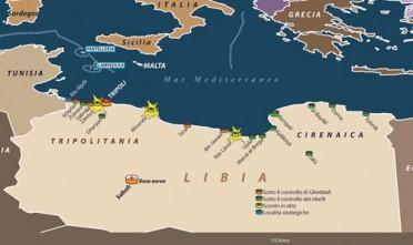 La situazione in Libia, 9 marzo