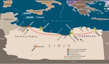 La situazione in Libia, 14 marzo