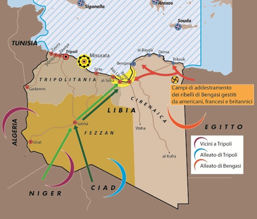 La crisi libica e le ambiguità dell'Unione Africana