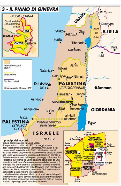 Cartina Fisica Palestina.Hamas Fatah Una Pace Per Convinzione E Per Necessita Limes