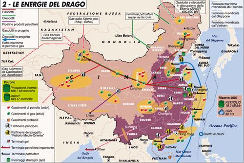I disordini arabi tengono la Cina sulle spine