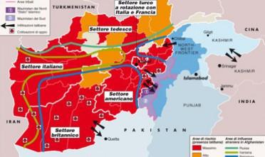 La guerra in Afghanistan continua