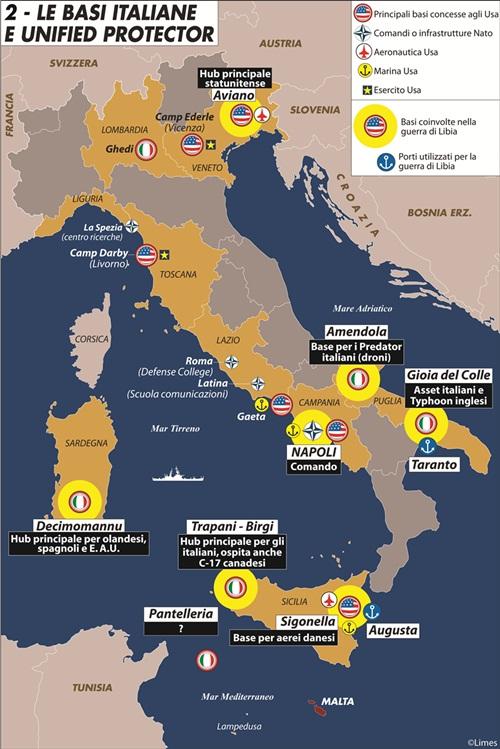 L'Italia in guerra e il pregio della chiarezza