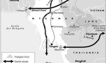 La Birmania vuole la presidenza dell'Asean