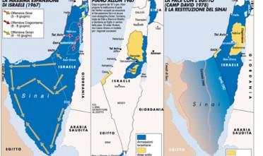 Obama nel guado di Israele e Palestina