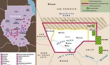 Nord e Sud Sudan firmano l'intesa per l'Abyei