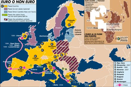 L'Europa ci salverà
