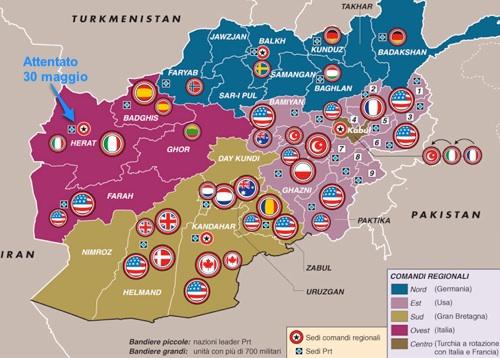 L'offensiva dei taliban complica i piani di Obama