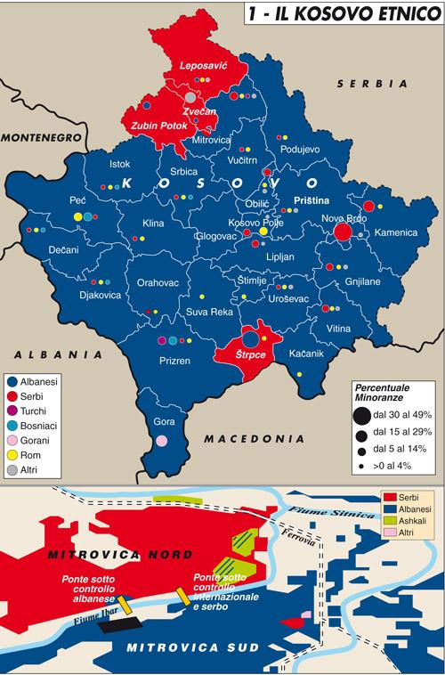 'Kosovo e Serbia devono guardare avanti'