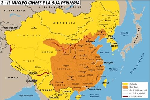 Hu Jintao, il colosso dello Stretto