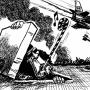 Vignetta: Il bunker di Gheddafi