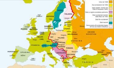 Vent'anni dopo l'Urss, Putin progetta l'Ue dell'est