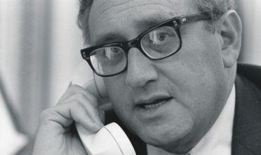 Henry Kissinger. Foto tratta da sott.net