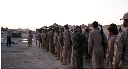Il grande equivoco dell'esercito afghano