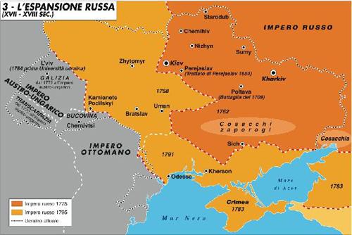 La Russia è ancora il paese dei cosacchi