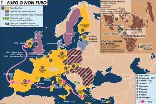 In Spagna e Italia cambia il governo ma non lo spread