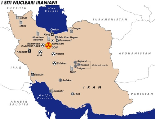 Il nucleare iraniano