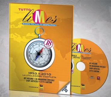 Il Dvd con tutto Limes 1993-2010
