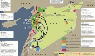 La Siria, il Libano e la fobia del campo profughi