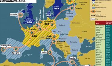 La guerra virtuale dell'Eurozona
