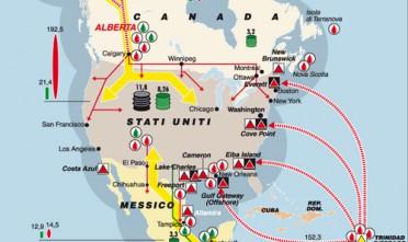 """Gli Usa e l'abbondanza di """"idrocarburi non convenzionali"""""""
