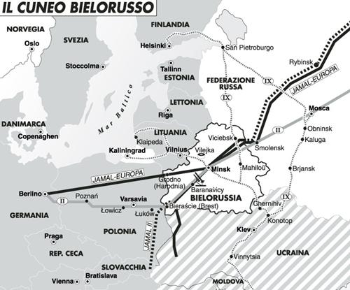 L'ambasciatore della Bielorussia replica a un articolo di Limesonline