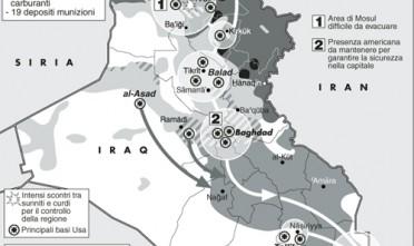 Le molte incognite del ritiro dall'Iraq