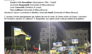 Milano: Le radici berbere del nuovo Nordafrica